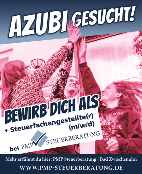 Azubi-Anzeige